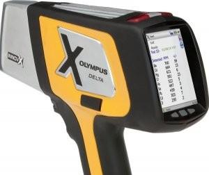 Handheld XRF for metals sorting features advanced ergonomics