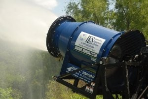 Evaporator system offers low-cost mobile treatment of leachate and wastewater