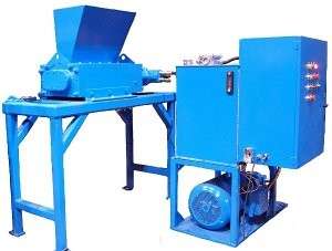 Patented Single 50 shredder combines dual shaft and granulator technologies