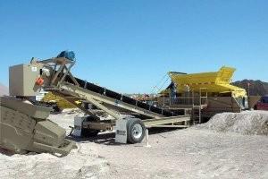 Drive-Over Truck Unloader delivers efficiency