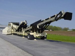 Asphalt Drum Mixers offers recycle systems to enhance cost-efficiency