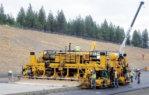 GOMACO Introduced the GHP-2800 Slipform Paver with Powerful G+ Connect™ to the World Market at Bauma 2013