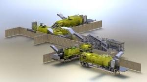 Steinert introduces Mobile Separation Plant