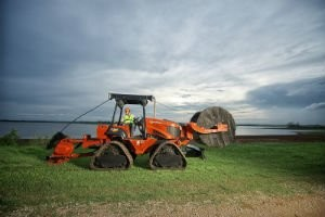 Ditch Witch® RT120 Quad Introduced