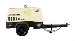 Compact C185 portable aiir compressor combines valued features with latest technologies