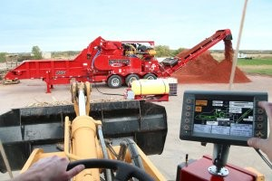 Remote monitoring for Rotochopper grinders