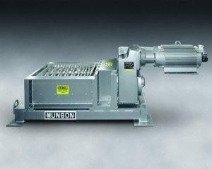 Titan 20 Shredder reduces scrap volumes by 80 percent