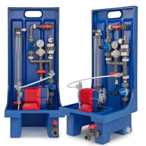 Pumps available in four configurations