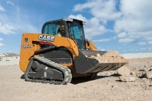 Case introduces tier 4 final TR270 alpha series compact track loader