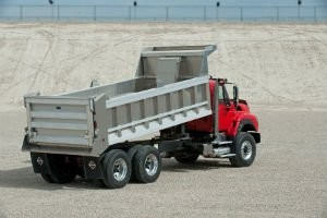 Alumax heavy duty dump body from DuraClass