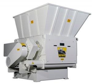 Compact Stroke shredder/grinder