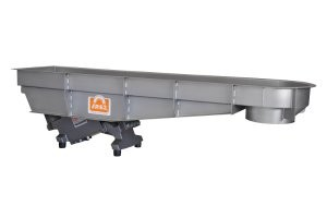 Eriez 76 Vibratory Feeder is largest in company's line