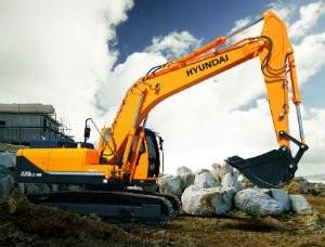 Hyundai Construction Equipment Introduces New Interim Tier 4 R220LC-9A Excavator