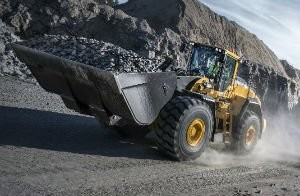 No job too small for Volvo 25 to 39 ton  H-Series wheel loaders