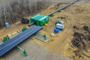 McElroy's new QuickCamp™ delivers at jobsite in Canada Unique shelter and pipe-handling system attracts attention