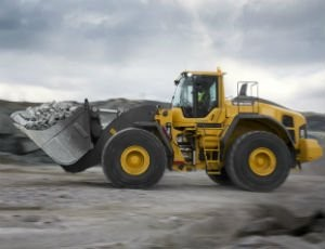 Volvo L250H wheel loader makes light of heavy jobs