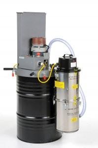 Spent Lamp Disposal System