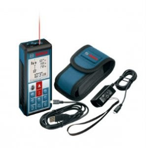 Bosch Launches GLM 100 C Laser Measure with Bluetooth® Wireless Technology