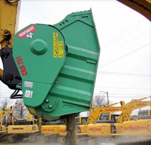 Multi-functional crusher buckets
