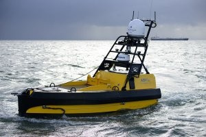 Unmanned surface vehicle for Gulf operations