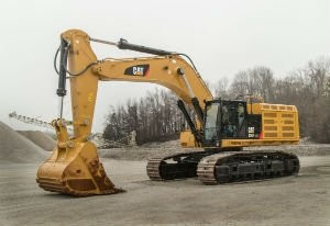 Cat® 390F, 374F Meet U.S. EPA Tier 4 Final Standards with Greater Fuel Efficiency, Serviceability and Operator Comfort