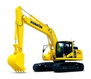 Komatsu America Launches New PC240LC-11 Hydraulic Excavator