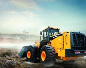 Hyundai Construction Equipment's  HL780-9A Wheel Loader