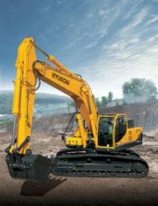 Hyundai Construction Equipment Presented R330LC-9A HC Excavator at ConExpo