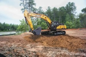 Sany SY335LC Excavator Delivers High Productivity, Low Cost of Ownership