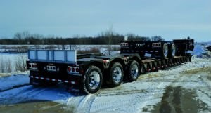 XL Trailers introduces XL 130 HDG Multi-Axle Trailer