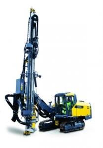 Atlas Copco's FlexiROC T45 drill rig cuts fuel costs, increases productivity