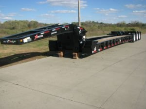 XL Trailers Improved XL 110 Low-Profile HDG Trailer