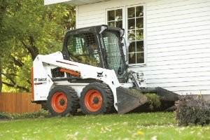 Bobcat M-Series 400 frame-size loaders feature improved performance and Tier 4   non-DPF emissions solution