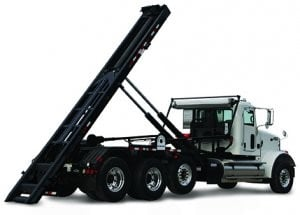 New Above Frame Hoist heaves 75,000 pounds with ease