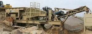 New-Generation Vanguard jaw crusher part of new range of crushing and screening equipment