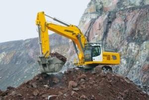 The Liebherr R 956 Crawler Excavator:  A New Development in the 50-tonne Class