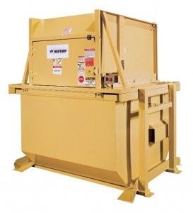 Accu-Pak vertical compactor