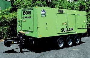 Program offered to replace portable air compressors