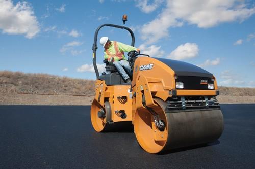 CASE Construction Equipment - DV36 Tandem Asphalt Rollers