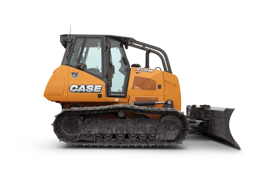 CASE Construction Equipment - 850M Crawler Dozers