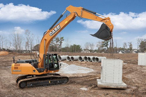 Case Construction Equipment - CX250C Excavators