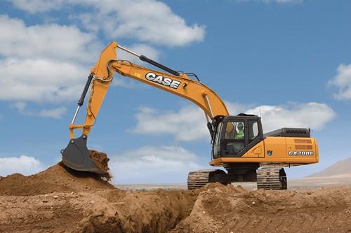 CASE Construction Equipment - CX300C Excavators