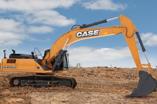 CASE Construction Equipment - CX350C Excavators