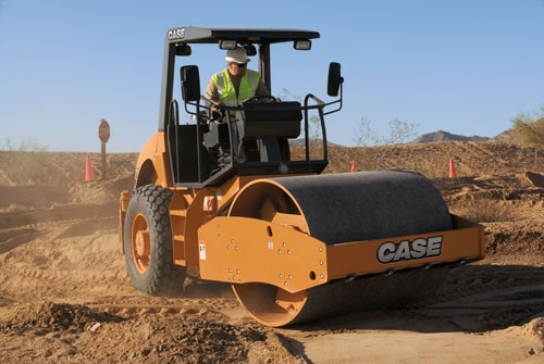 Case Construction Equipment - SV210 Trenchers