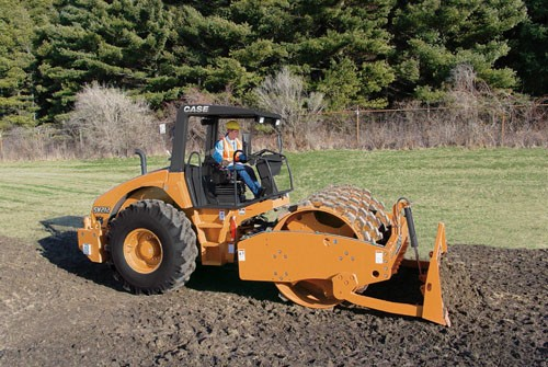 CASE Construction Equipment - SV212 Trenchers