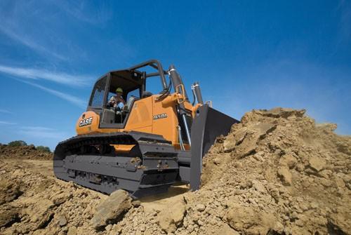 CASE Construction Equipment - 1650L Crawler Dozers