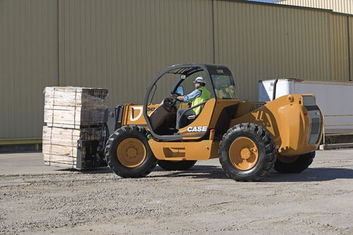 CASE Construction Equipment - TX842 Forklifts