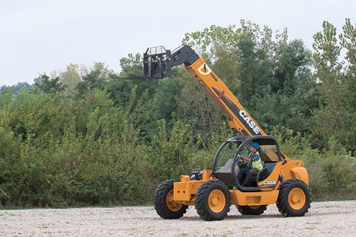 CASE Construction Equipment - TX945 Forklifts