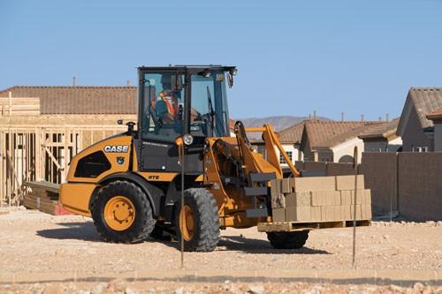 Case Construction Equipment - 21E Wheel Loaders