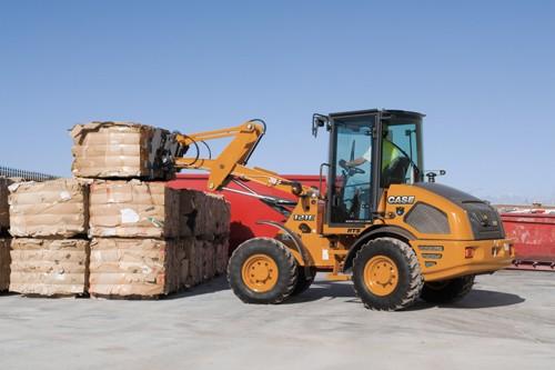 Case Construction Equipment - 121E Wheel Loaders